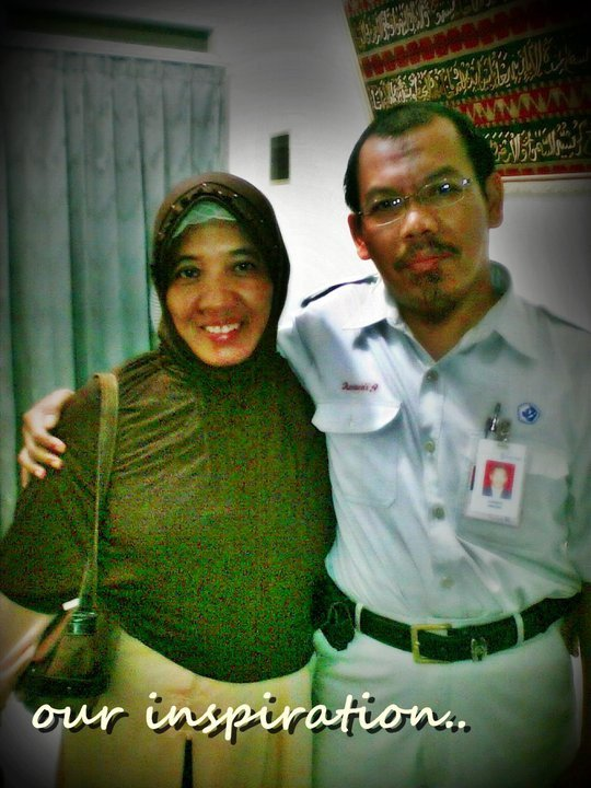 -ibu dan ayah-